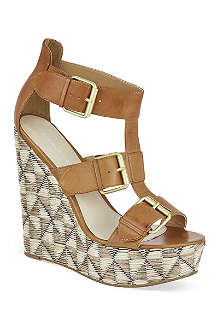CARVELA Krook platform wedge sandals