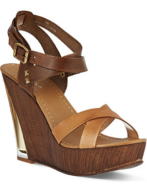 CARVELA Koffee wedge sandals