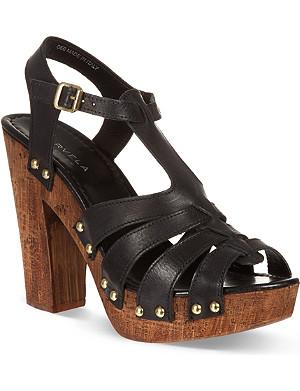CARVELA Kimberly leather sandals