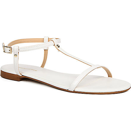 KG BY KURT GEIGER Match sandals (White