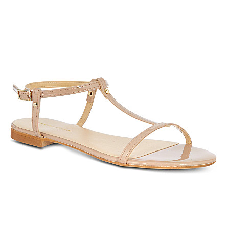 KG KURT GEIGER Match sandals (Nude