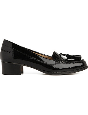 CARVELA Lexie patent leather loafers