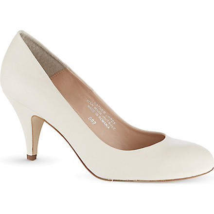 CARVELA Adam court shoes (White