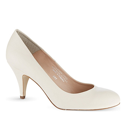 CARVELA Adam court shoes (White