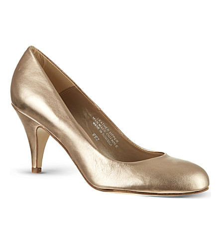 CARVELA Adam court shoes (Gold