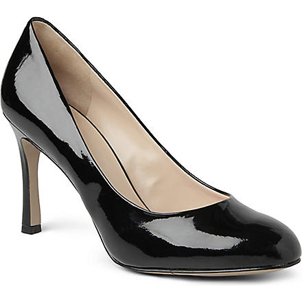 NINE WEST Drusilla patent courts (Black