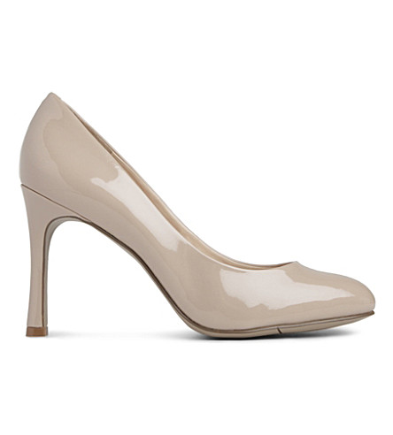NINE WEST Drusilla3 patent courts (Nude
