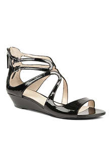 NINE WEST Vionney3 wedge sandals