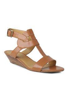 NINE WEST Voodoo wedge sandals