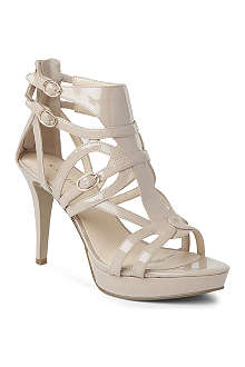 NINE WEST Bronnie faux-leather sandals