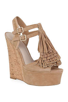 CARVELA Kola wedge sandals