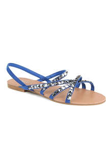 CARVELA Kream studded sandals