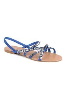 CARVELA Kream studded sandals