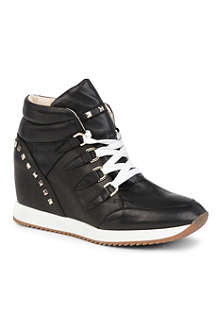 CARVELA Lost high-top trainers