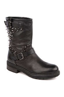 CARVELA Success leather biker boots