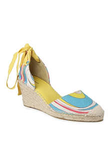 NINE WEST Immunity wedge espadrilles