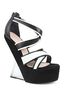 CARVELA Gollygosh wedge sandals