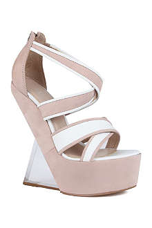 CARVELA Gollygosh suede platform sandals