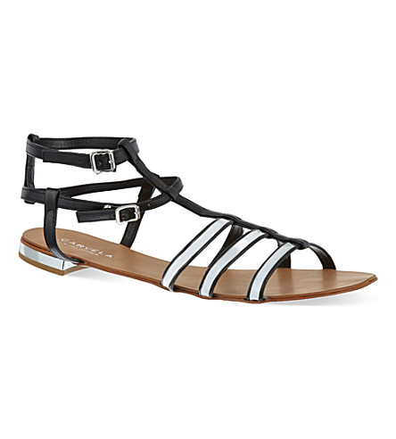 CARVELA Kettle sandals (Black