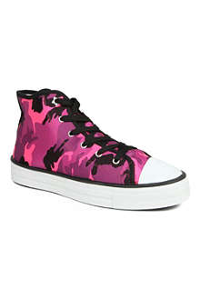 KG BY KURT GEIGER Lori high-top trainers