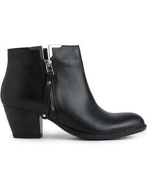 CARVELA Scampy leather ankle boots
