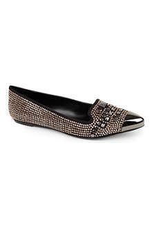 CARVELA Leiber stud-embellished pumps