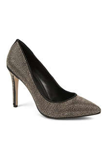 CARVELA Grandiose studded leather court shoe