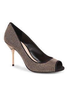 CARVELA Grenadine stud-embellished courts
