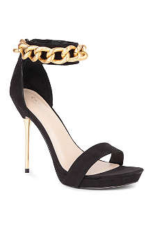 CARVELA Glib suede sandals