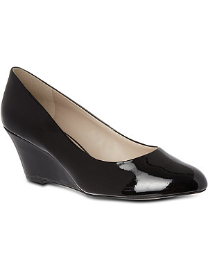 NINE WEST Mela wedge court shoes
