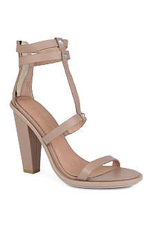 KG BY KURT GEIGER Grow leather sandals