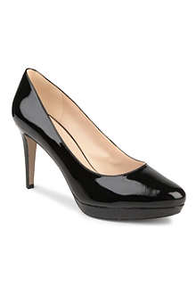 NINE WEST Beautie patent leather courts