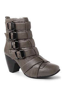 KG BY KURT GEIGER Sundance leather ankle boots