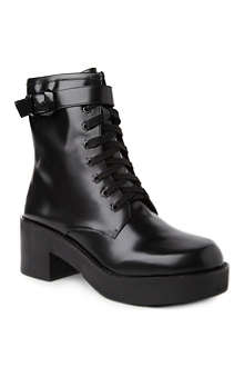 KG BY KURT GEIGER Utopia leather boots