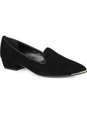 CARVELA Later suede loafers