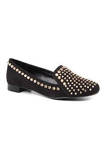 KG BY KURT GEIGER Lourdes studded slippers