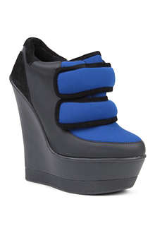 KG BY KURT GEIGER Strut wedge trainers