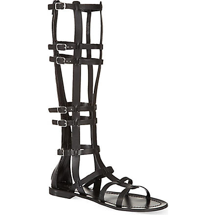 CARVELA Krown sandals (Black