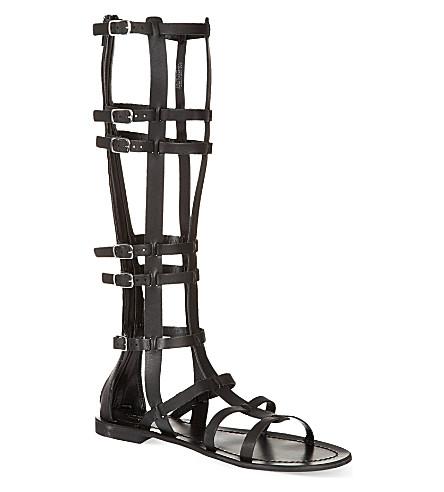 CARVELA Krown sandals (Black