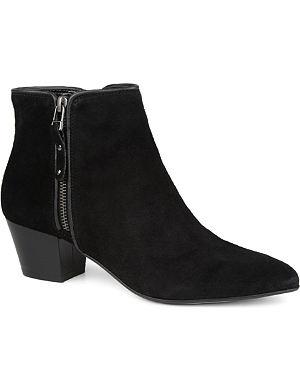 CARVELA Scatter suede boots