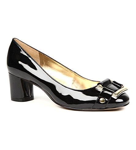 NINE WEST Solvent3 mid-heel courts
