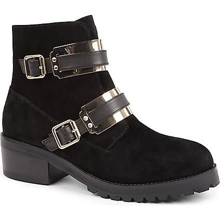 CARVELA Shard ankle boots (Black