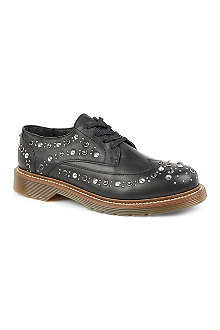 KG BY KURT GEIGER Lisbeth studded brogues