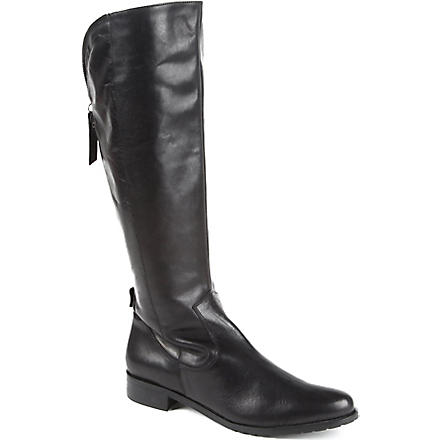 CARVELA Whoop knee-high boots (Black