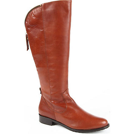 CARVELA Whoop knee-high boots (Tan