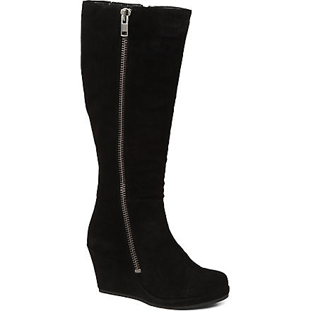 CARVELA Wonderful knee-high boots (Black