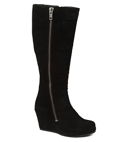 CARVELA Wonderful knee-high boots (Black