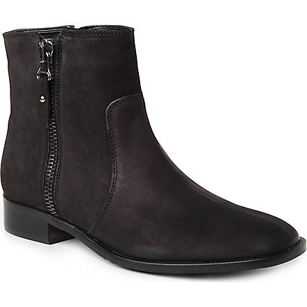 CARVELA Snoop flat ankle boots (Black