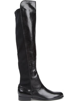 CARVELA Wood over-the-knee boots
