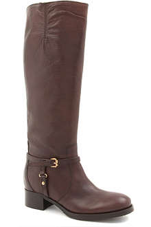 CARVELA Waltz leather knee-high boots